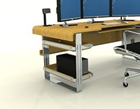 Malone | Office Desk