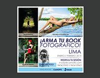 Anuncio | Arma tu book fotográfico