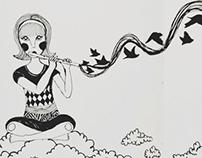 Desenhos / Drawings.