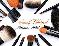 Sarah Waheed - Makeup Artist Branding