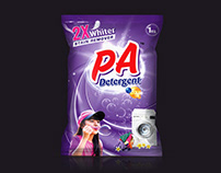 Detergent Powder Packaging