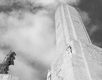 Señaletica Monumento Nacional a la Bandera | Camorra DG