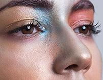 Metallic skin Beauty by Me Ph: Francisco Montiel CDMX