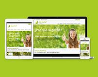 Alaní Website