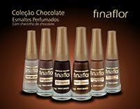 Esmaltes Perfumados Chocolate - Divulgação