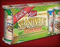 Merrick Pet Care / Seasonals Packaging