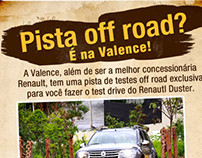 PISTA OFF ROAD VALENCE