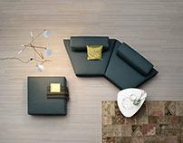 Modular Sofa for open space