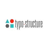 Typo-Structure | Booklet