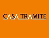 Logo e site design Casa Tramite Immobiliare