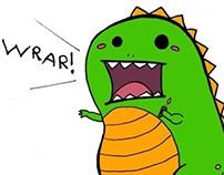 Eu queria ser um Dinossauro