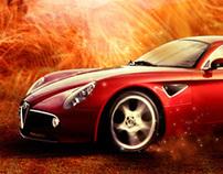 Alfa Romeo Visuals