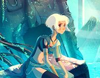 The Ruins - Illustration