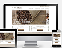 Overture Coffee Beans Responsive Website