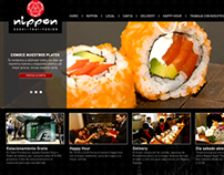 Rediseño WebSite Nippon Thai Fusion