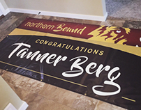 Vinyl Sign Design #DESIGNWORKSTM