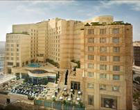 Grand Hyatt Amman - Phase II renovation Works