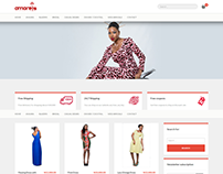 Amarelis Online Store