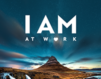 I AM at Work - Instagram