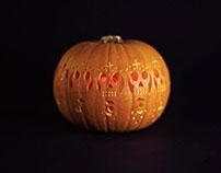 Pumpkintrope - A Halloween Zoetrope