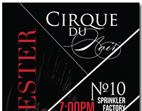 Cirque du Noir :: Events