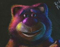 Lotso ( Toy Story 3)