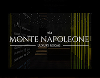 Monte Napaleone .First floor