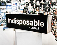 Indisposable Concept Gallery Exhibition