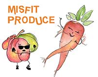 Misfit Produce Campaign