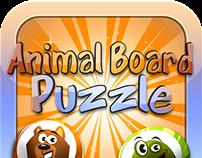 Animal Boards puzzle (App)