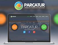 PARCATUR - Sitio web