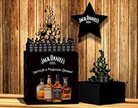 Jack Daniels Pallete New Year