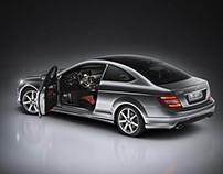 Mercedes Exterieur