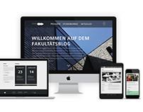 Fakultätsblog Digitale Medien