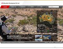 PSD2XHTML: Mitsubishi Development Pyt Ltd