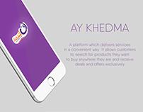 AyKhedma - أي خدمة