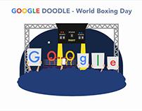 Animation: Google Doodle - World Boxing Day