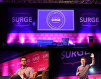 SURGE 2016 Branding