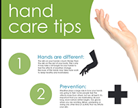 Hand Care Tips by Magdalena Ferreira Lamas