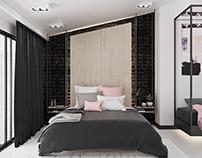 Bedroom in Odessa #6