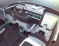 TARDEC INTERIOR DESIGN 2035 PROJECT