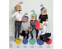 El derrumbe del mercado inmobiliario