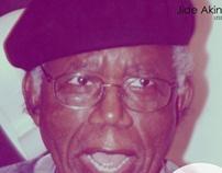A Tribute to Chinua Achebe