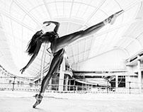 #InPosnania - Poznan Ballet Dancers by Szymon Brodziak.
