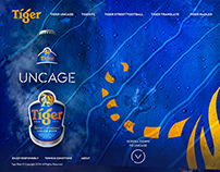 Tiger Beer Website Rewamp (Phase1)
