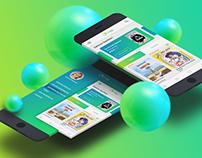 Kit-app - Branding & App Design