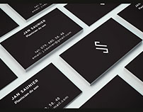 Sound Engineer Business Card/Logo
