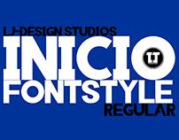Typeface INIICO INICIO -