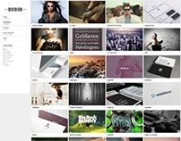 Division, WordPress Fullscreen Portfolio Photography
