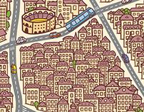 Madrid 2016, a citymap.